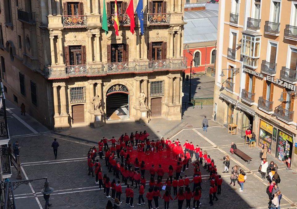 """Proyecto """"Mira con el corazón"""" del Colegio Regina Pacis"""