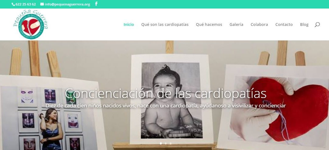 NUEVA WEB PEQUEÑA GUERRERA