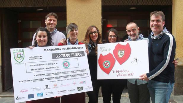 Mandarra Solidaria 2019